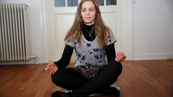 Sahaja Yoga har ændret livet for Elena og Mariia.